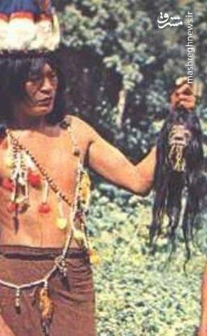 کدام قبیله آمازون وحشیترند؟ + عکس (+۱۶)