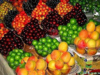 گران ترین و ارزان ترین میوه های تابستانی