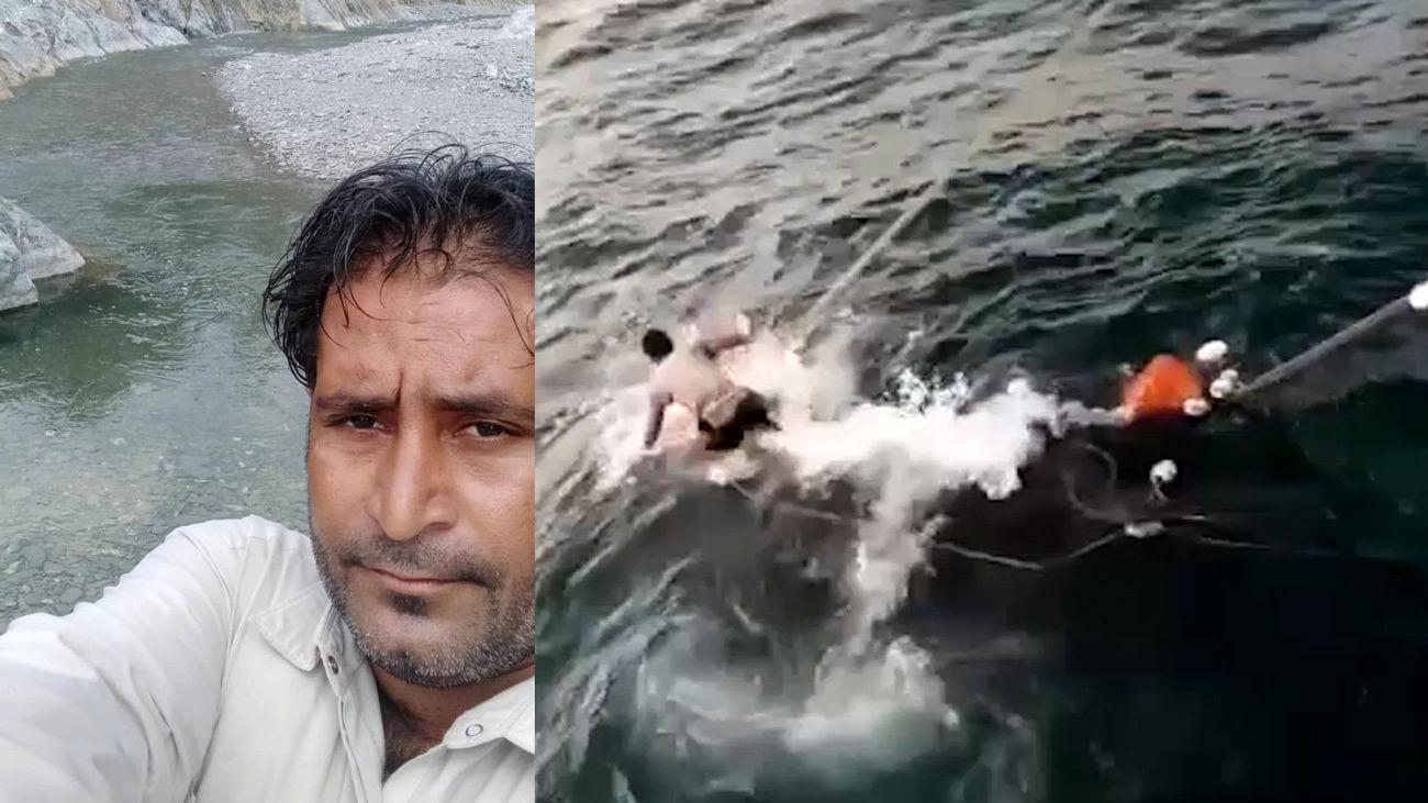 گفتگو با قهرمان خلیج فارس / حسن پناهنده با شجاعت نهنگ مادر را نجات داد + فیلم و عکس