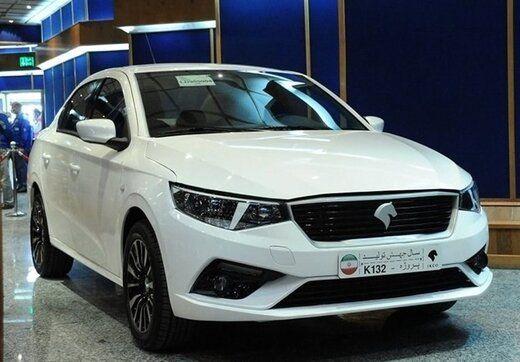 آغاز پیش فروش محصول جدید ایران خودرو