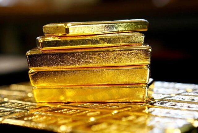 قیمت جهانی طلا در ۲۴ شهریور ۹۹