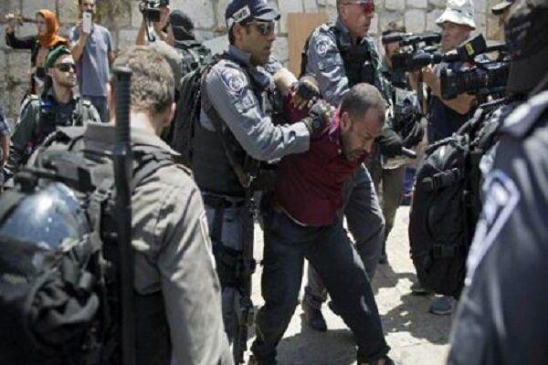 بازداشت مقامات صهیونیست