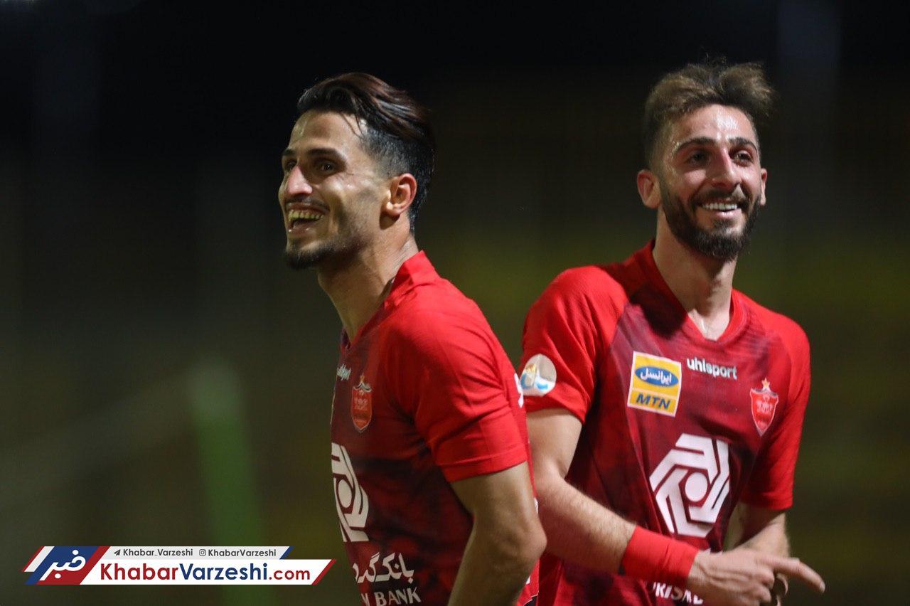 پوکر قهرمانی پرسپولیس در مهد فوتبال ایران