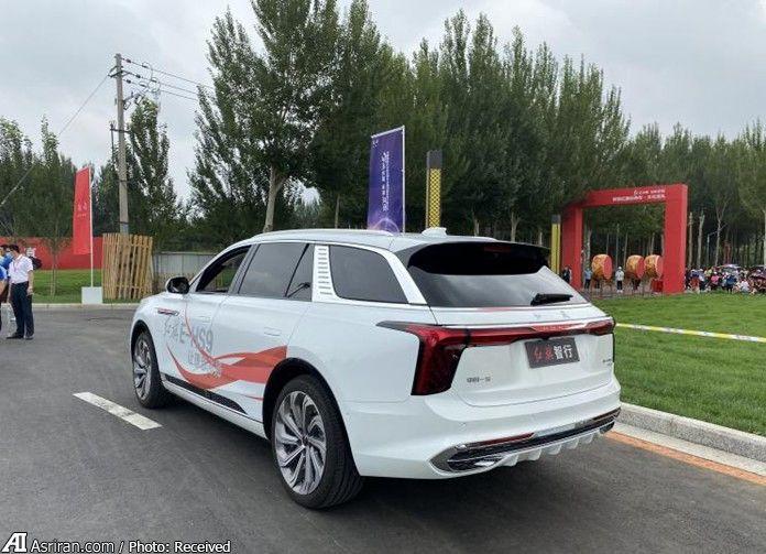 هونگ چی E-HS9؛ متفاوت ترین شاسی بلند لوکس چینی با پیشرانه تمام الکتریکی(+تصاویر)