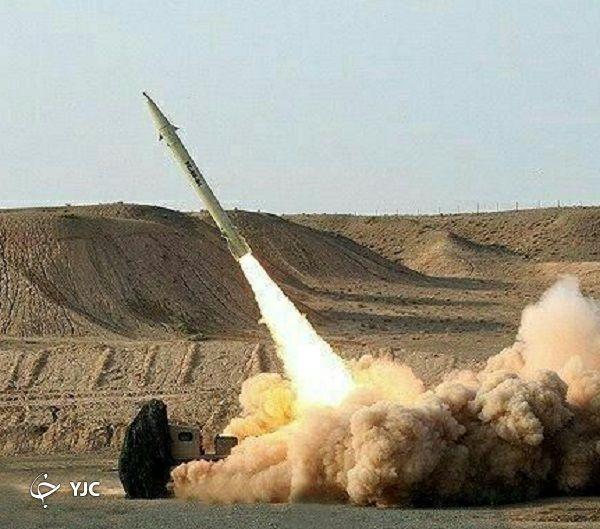 کدام موشکهای در رزمایش پیامبر اعظم ۱۴ سپاه شلیک شدند؟