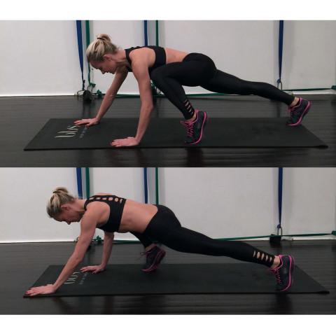 ورزش پلانک یک ورزش عالی برای تقویت عضلات شکم و از بهترین ترفندهای چربی سوزی است.
