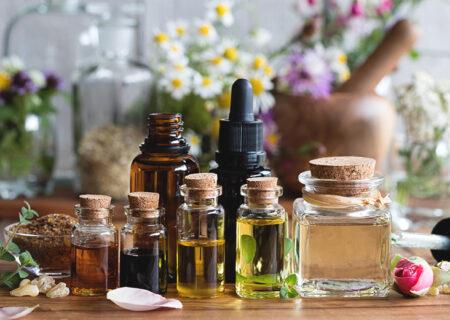 روغنهای گیاهی برای درمان