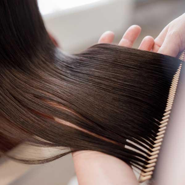 کاهش ریزش مو در یائسگی