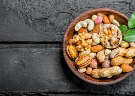 کاهش وزن با مغزهای خوراکی که سرشار از مواد مغذی و چربی های خوب هستند