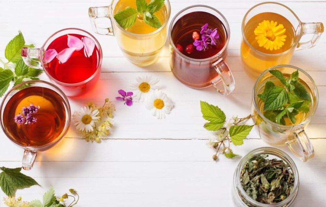 دمنوش برای کاهش استرس و آرامش اعصاب با بهترین داروهای گیاهی