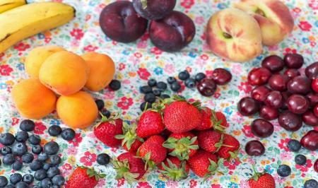مزاج و مصلحات میوههای تابستانی در طب سنتی