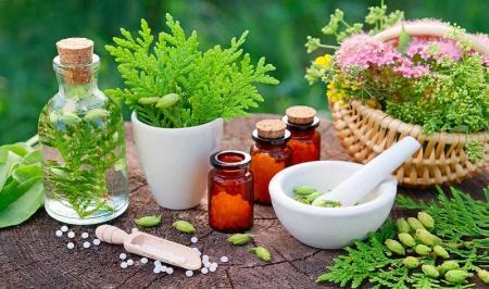 ترکیب گیاهی ساده برای جلوگیری از ریزش مو