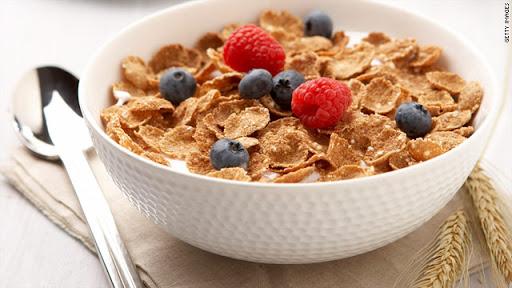 صبحانه غیر مغذی