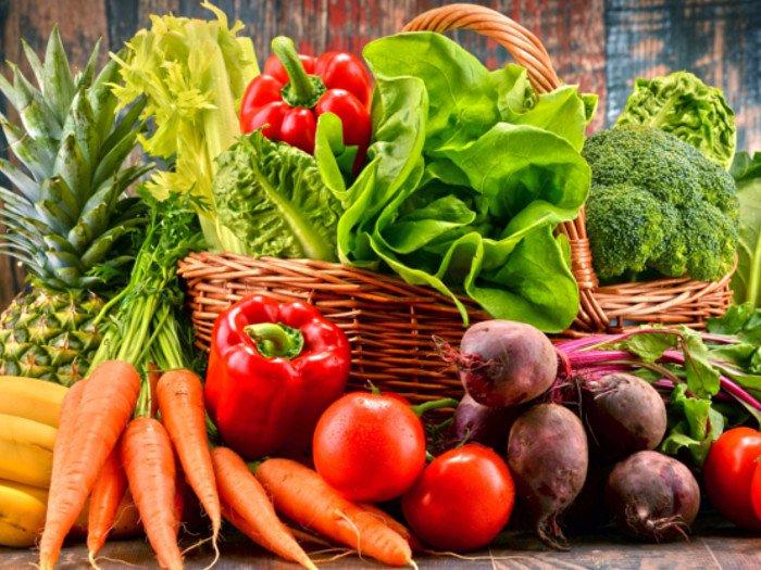 سبزیجاتی که بهتر است خام بخورید