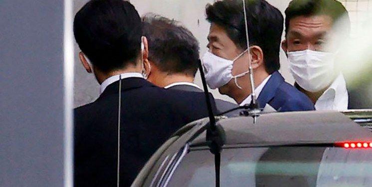 آبه شینزو باز هم راهی بیمارستان شد