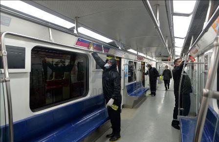 اختصاصی  چند درصد مردم در مترو ماسک می زنند؟