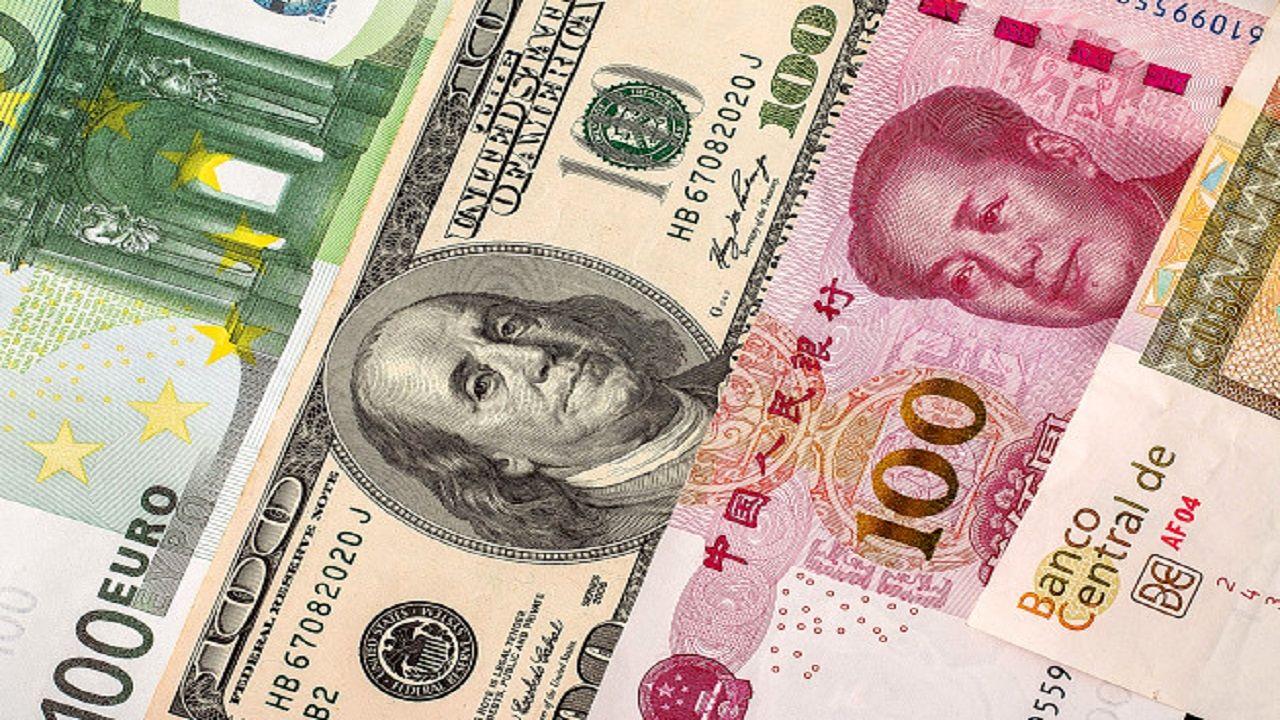 روند نزولی نرخ دلار و یورو در ۸ آبان