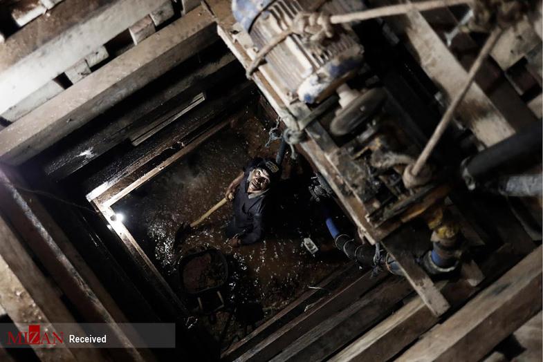 استخراج غیرقانونی طلا در آمازون برزیل + عکس