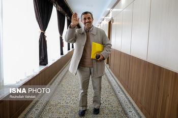 افشاگری علیه اقدام شبانه محمود احمدی نژاد