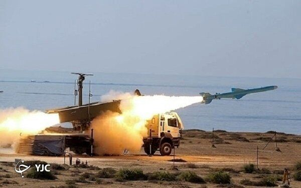 این موشک، نابودکننده ناوشکن های دشمن در خلیج فارس است+ تصاویر