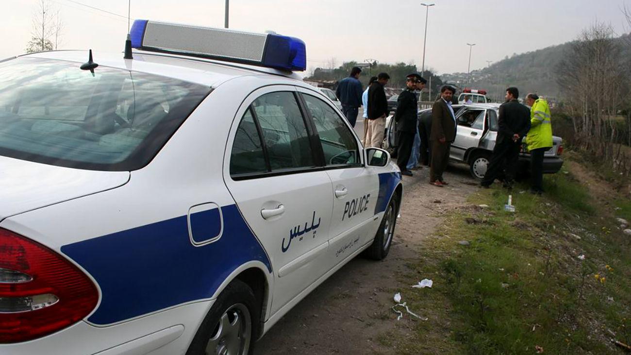 ۲ زن با خودروی لیفان در کانال آب محمودآباد غرق شدند