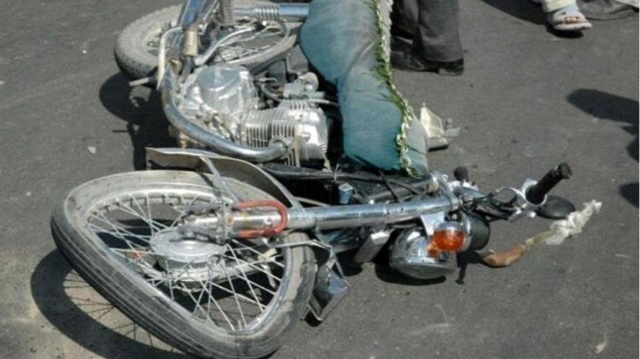 مرگ دو موتور سوار رباط کریمی/ بی توجهی به دستور ایست پلیس حادثه سازی کرد