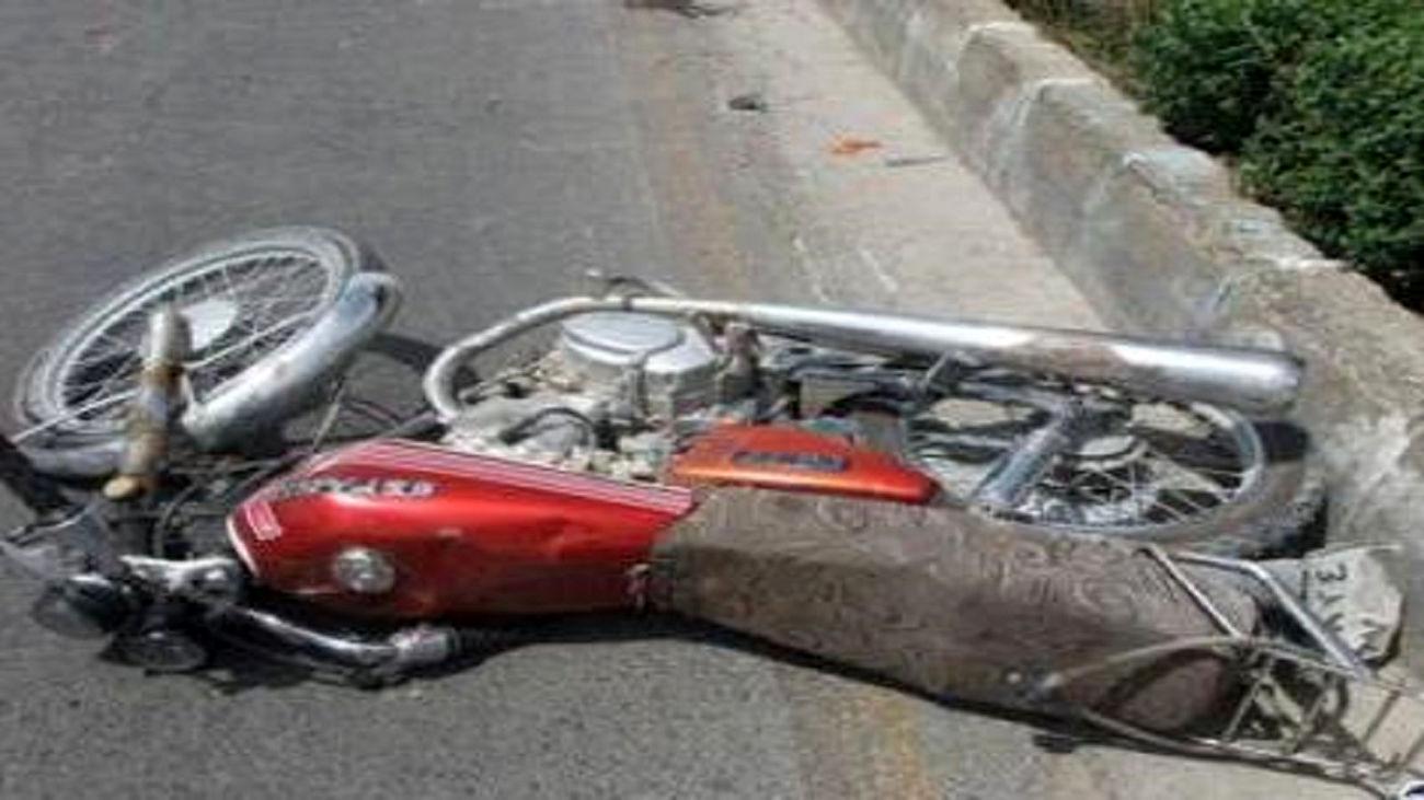 ماجرای مرگ دلخراش یک موتور سوار در بزرگراه آزادگان تصادف نبود! / علت چیست؟