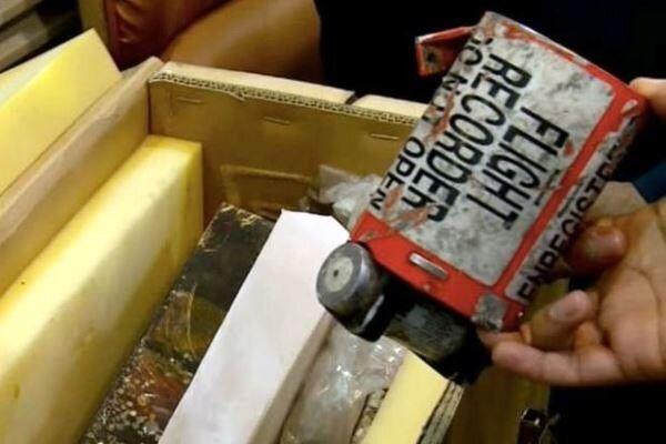 اعلام نتیجه نهایی بررسی جعبه سیاه هواپیمای اوکراینی