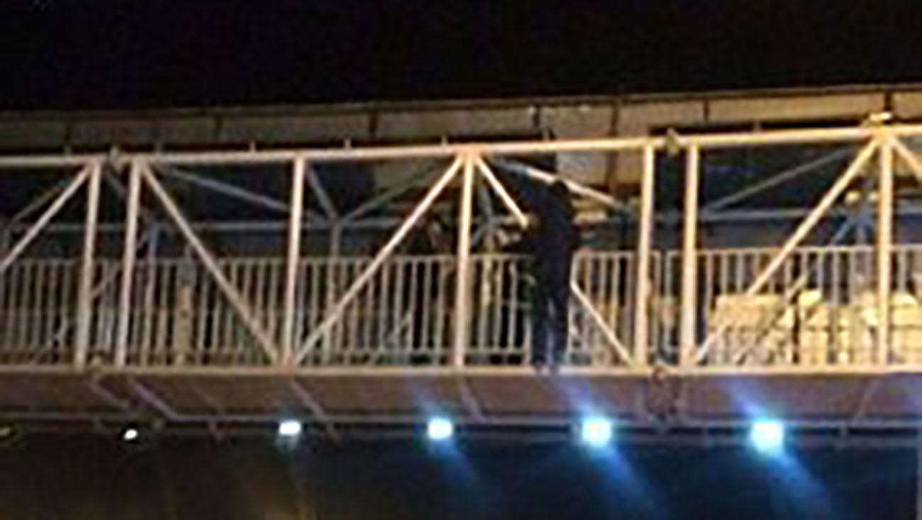 خودکشی مرد ۳۵ ساله در میدان بهمن تهران + عکس