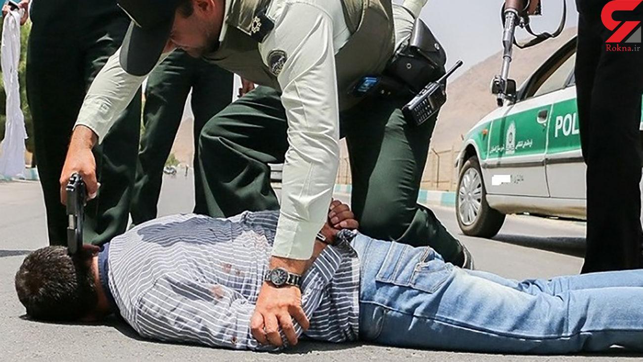 دستگیری سوداگران مرگ در بوانات