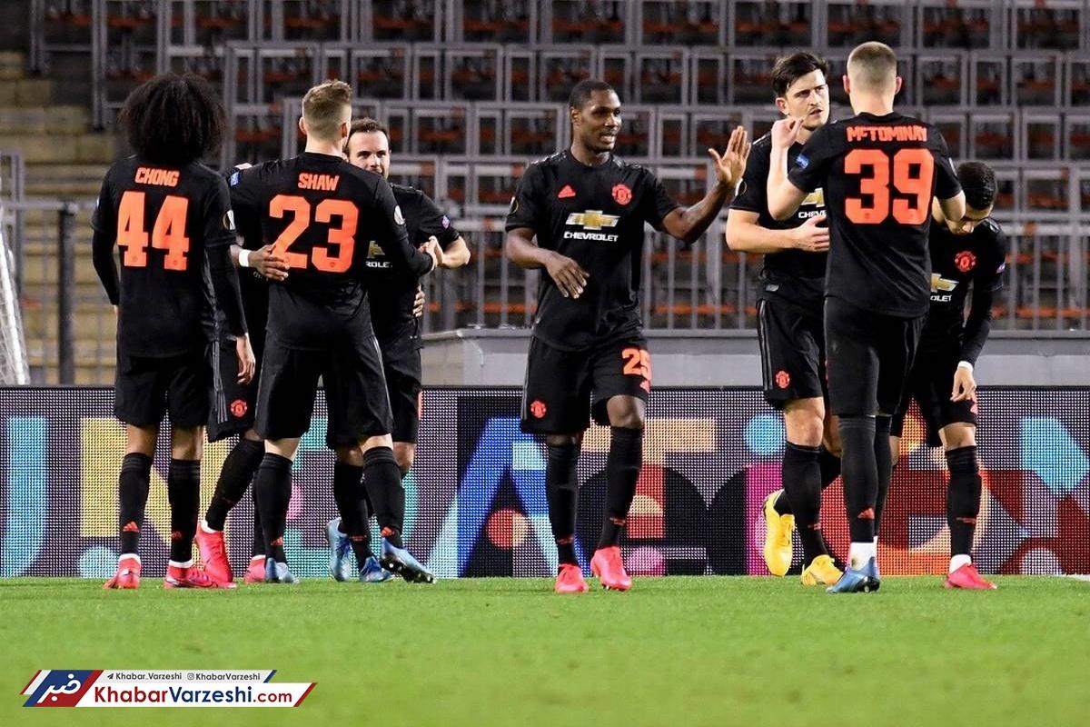دور برگشت مرحله یکهشتم نهایی لیگ اروپا؛ بازگشت پس از ۵ ماه