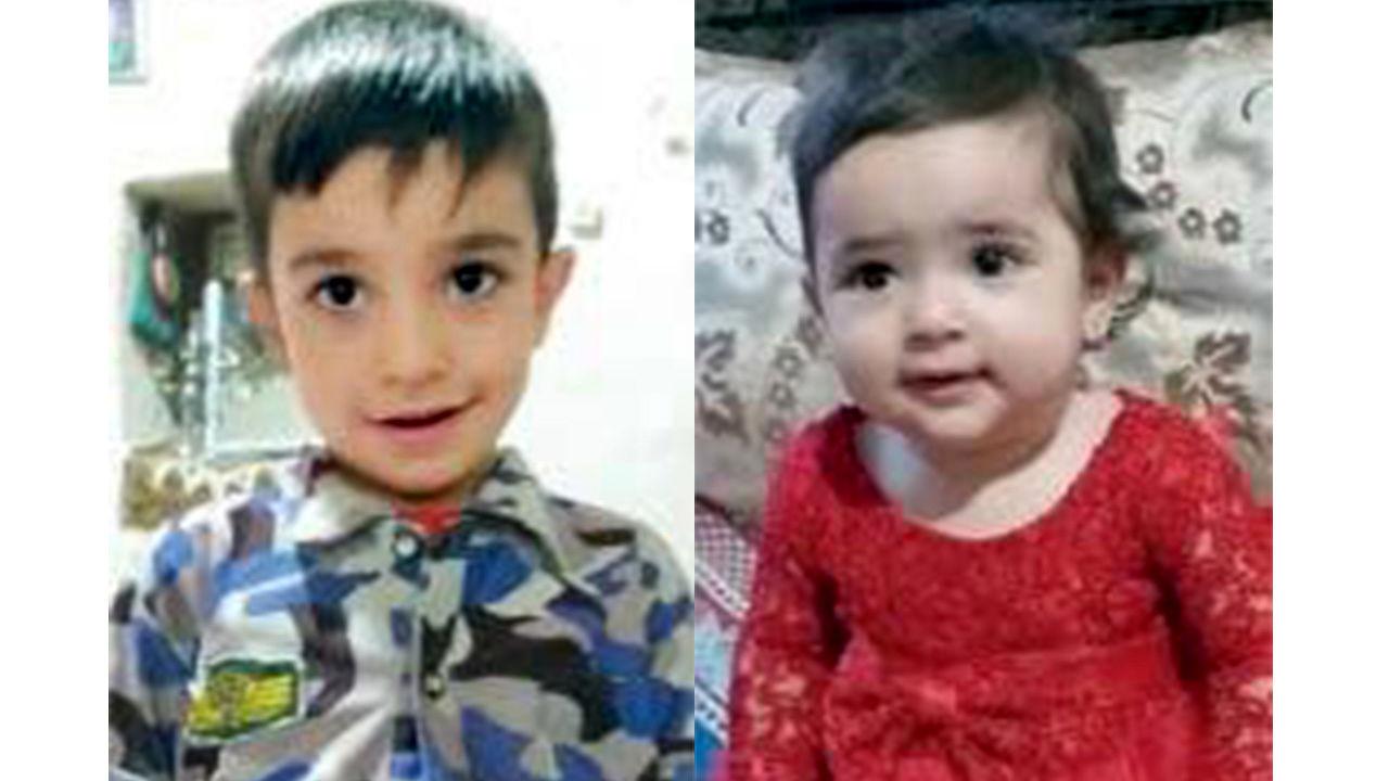 عکس های سالار و ملیسا کوچولو که زنده دفن شدند / گفتگوهای دردناک / تکاب