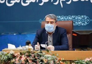وزیر کشور: به همکاری مردم نیاز داریم تا بعد از عزاداریها، عزادار عزیزانمان نباشیم