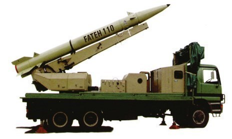 رونمایی از دوربردترین موشک بالستیک تاکتیکی ایران به نام «حاج قاسم»/ تصاویر