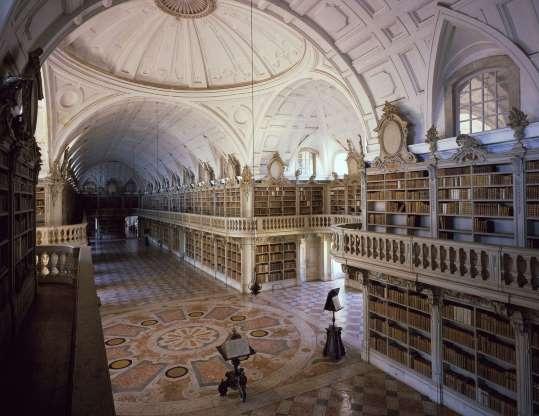 زیباترین کتابخانههای جهان + عکس