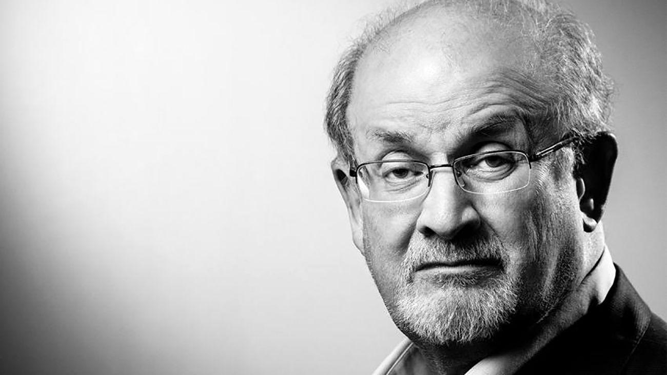 سلمان رشدی خودکشی کرد + عکس