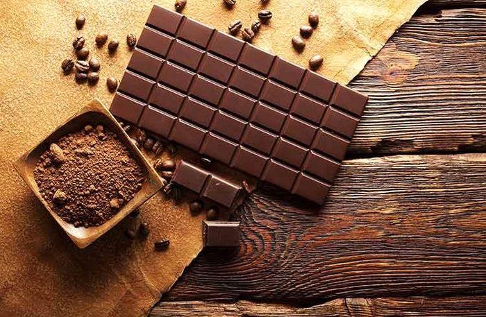 شکلات تلخ چه تاثیری بر قوه بینایی می گذارد؟