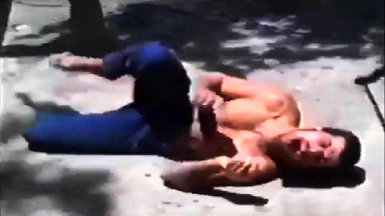 شکنجه وحشیانه اسرای ایرانی توسط  رژیم بعث عراق + فیلم ۱۶+