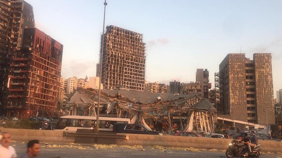 عزای عمومی در لبنان
