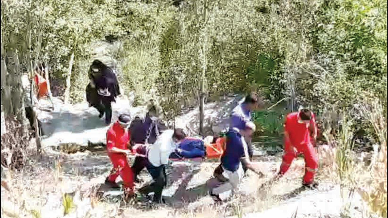عملیات نفسگیر برای نجات جان ۲ زن گلستانی / آنها مرگ را به چشم دیدند