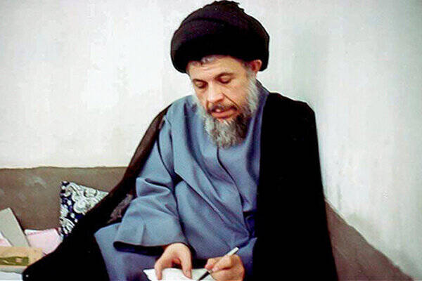 عناصر قیام امام حسین(ع) به روایت شهید صدر