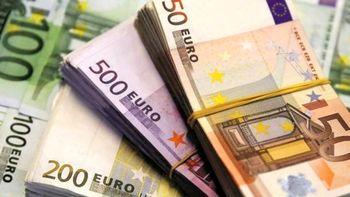 قیمت یورو امروز پنجشنبه ۱۳۹۹/۱۰/۱۱