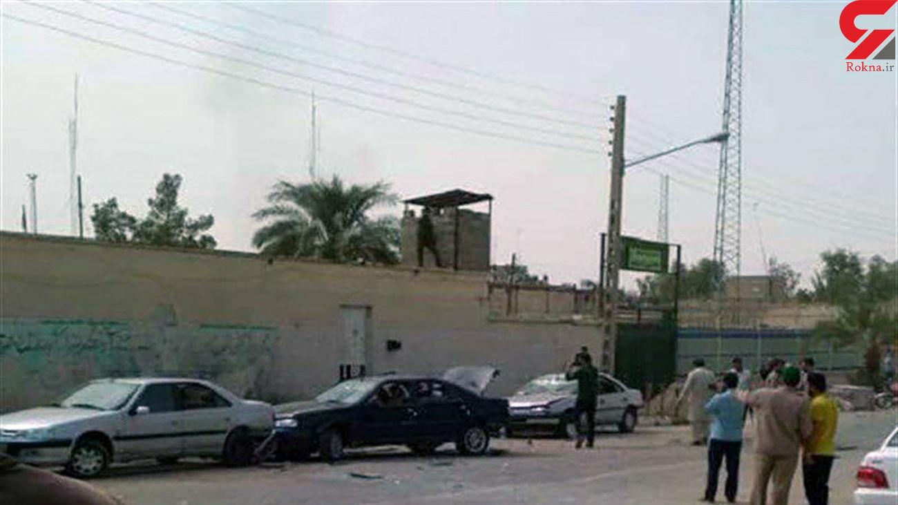 مجروحان حادثه انفجار بمب صوتی در زاهدان از بیمارستان مرخص شدند