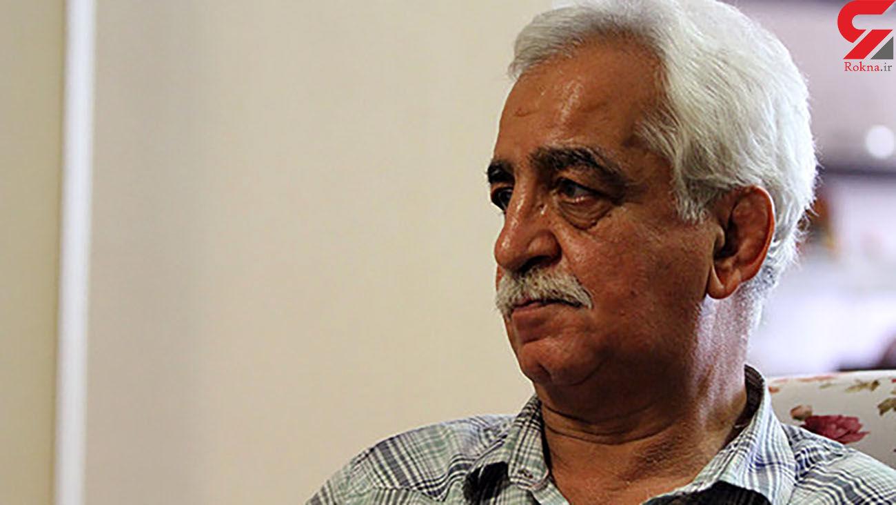 محمدرضا نوایی قهرمان کشتی جهان درگذشت + عکس