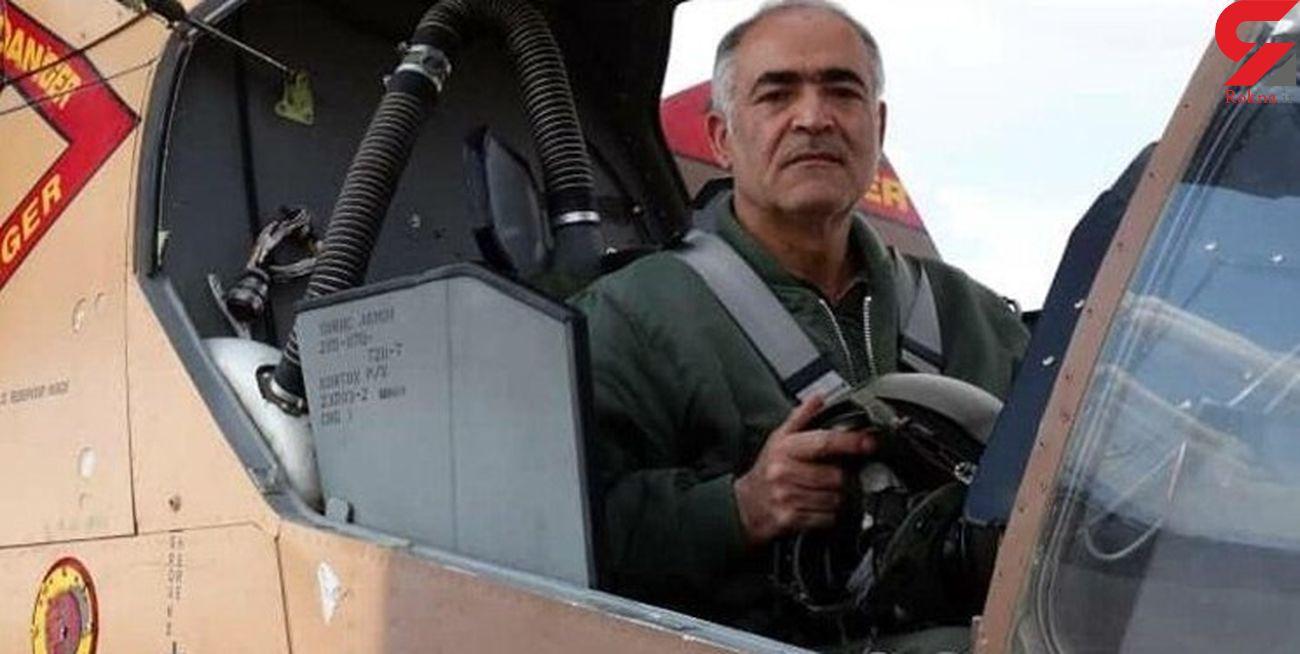 مرگ تلخ خلبان ساعد رکورددار جهانی پرواز با کبرا در اصفهان + عکس