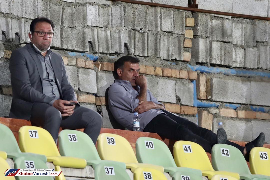 ویسی: وزارت اطلاعات به داد فوتبال برسد