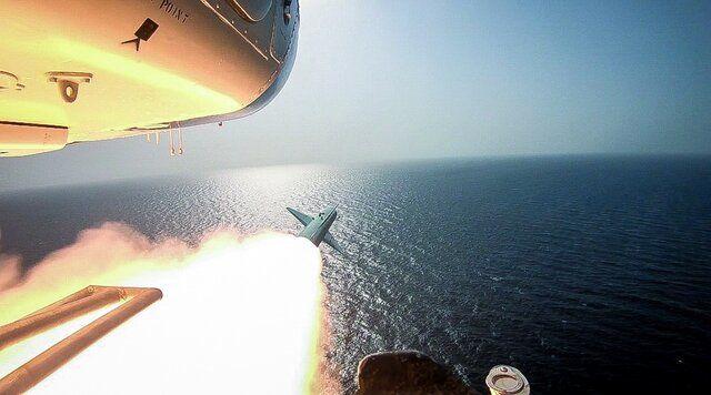 موشک های سپاه، گند آهنین اسرائیل را نشانه گرفت