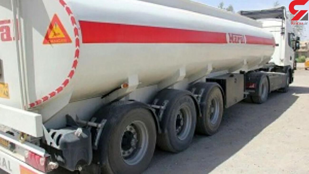 کشف 14 هزار لیتر گازوئیل قاچاق در ایرانشهر