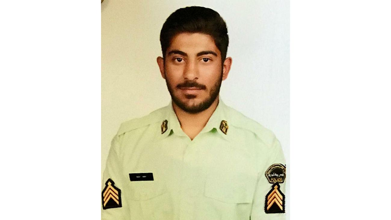 شهادت پلیس موتورسوار کلانتری ۱۴۴ جوادیه تهرانپارس / در شب اول محرم رخ داد