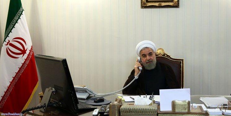 گفتگوی تلفنی روحانی با نخست وزیر عراق